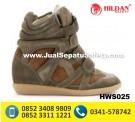 HWS 025 – Harga Sepatu Boots WANITA Terbaru