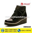 HWS 028 – Sepatu Boots Wanita Terbaru