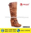 HWS 022 – Distributor Sepatu Boots Wanita