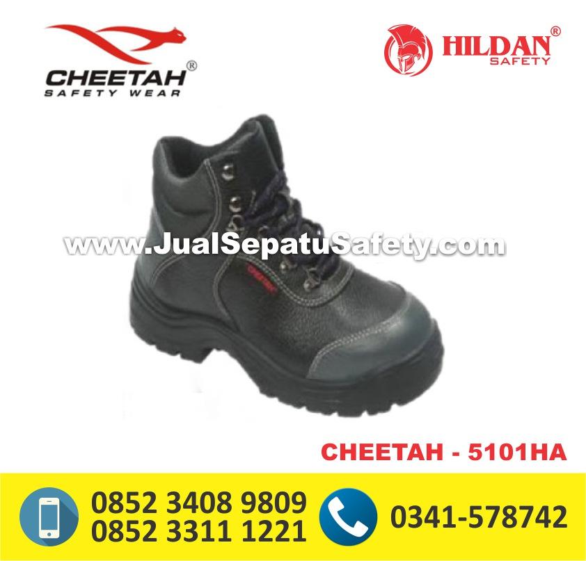 Toko Online Sepatu Safety Safety Shoes CHEETAH Lengkap Di
