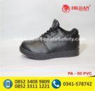 PA 50 PVC-Sepatu Safety Custom