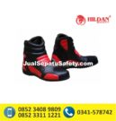[RVR Razor RED] JUAL Sepatu BIKER Murah