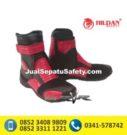 [Sepatu RVR Reckon V2 – Red] – jual sepatu touring di semarang