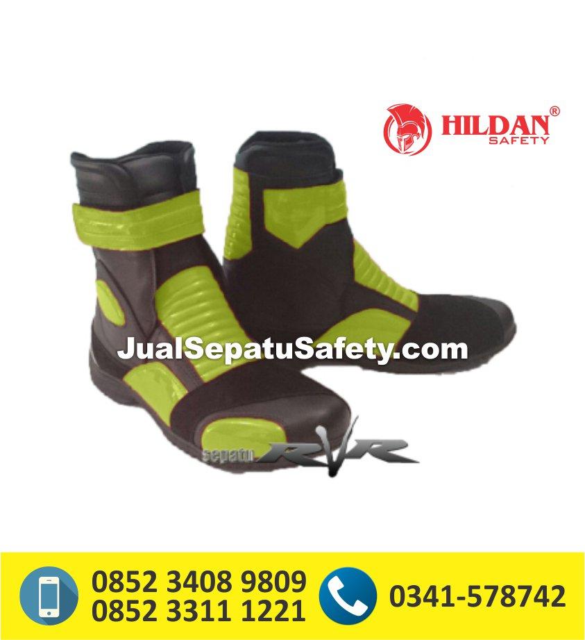 Sepatu RVR Reckon v2 - Yellow