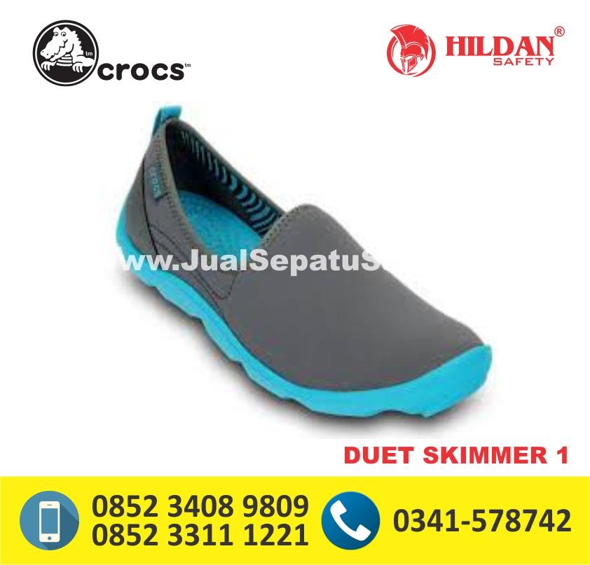 crocs duet skimmer 1