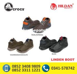crocs linden boot sale