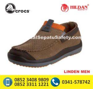 crocs linden men