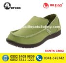 Agen Distributor Crocs Santa Cruz Men Green