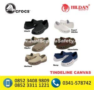crocs tindeline canvas