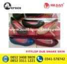Crocs Fitflop Due Snake Skin