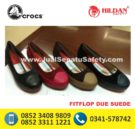 Crocs Fitflop Due Suede