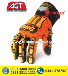 Distributor Sarung Tangan Merek KONG Safety Gloves Indonesia