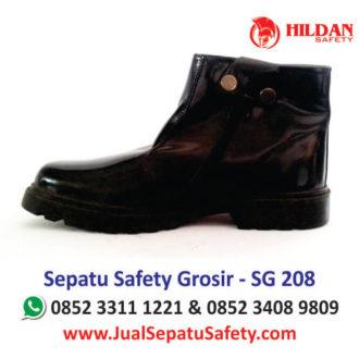 Fashion Martin Boots Hujan Wanita Sepatu Karet Kedap Air Source · sg 208 toko safety shoes termurah surabaya va 330x0 jpg