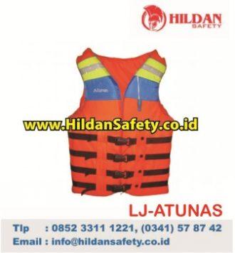 Brosur life jacket atunas 7640771544